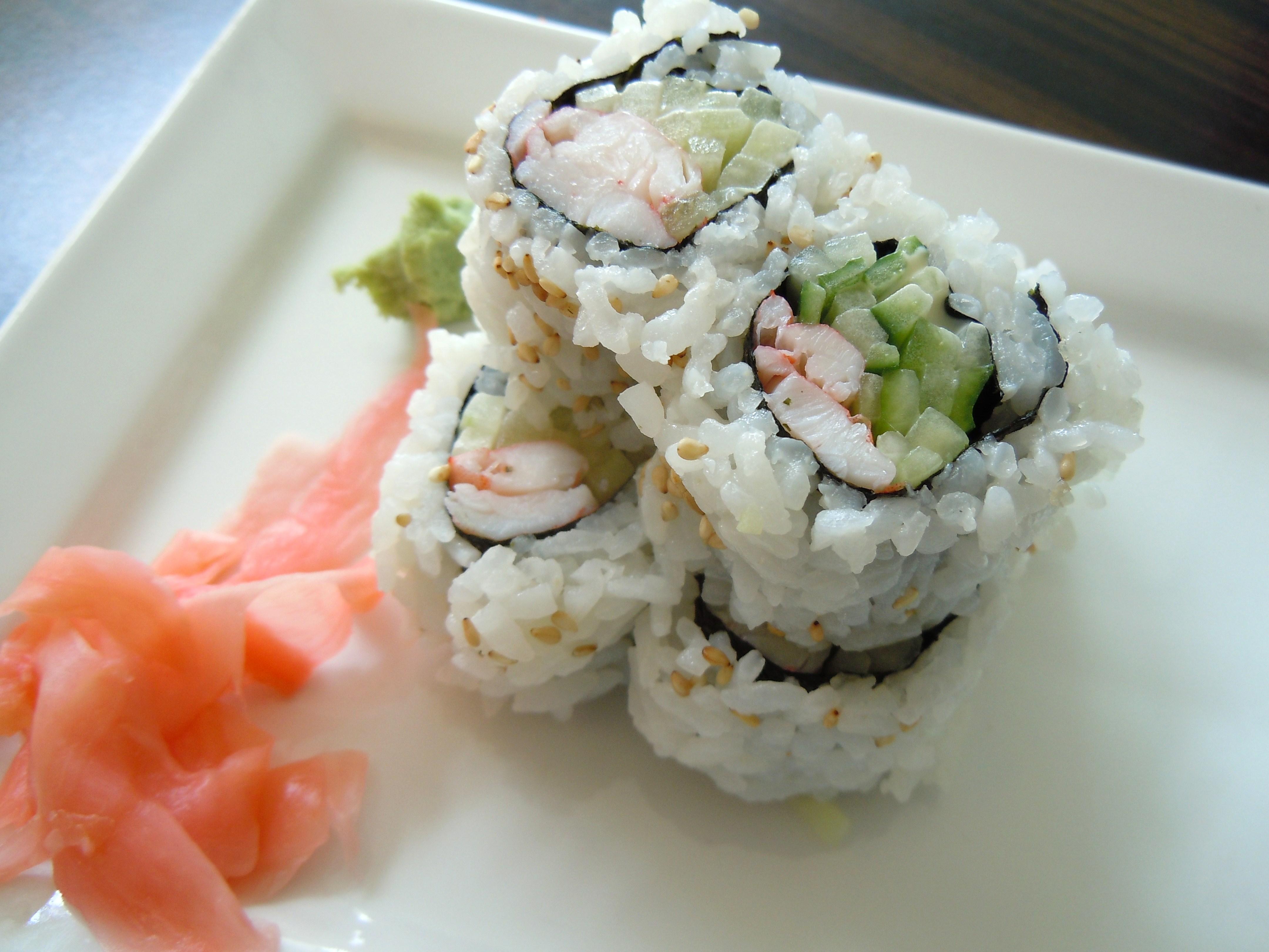 Good Sushi Around Me