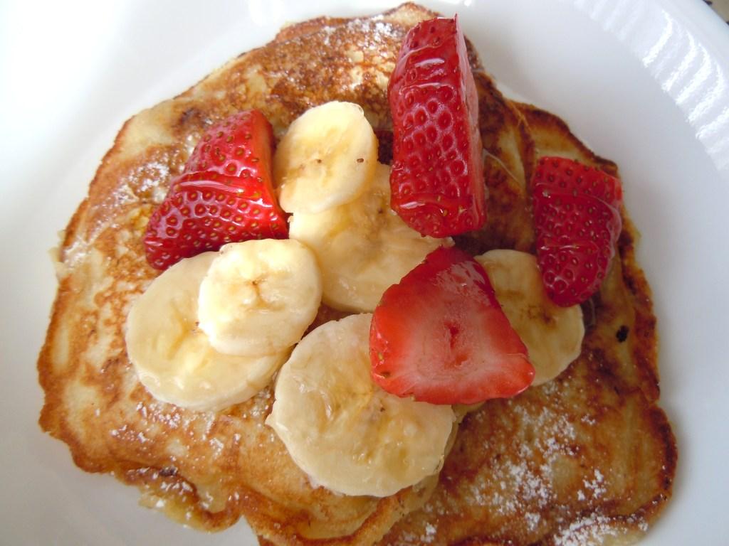 ... Jemima Pancake Mix Experiment: Banana Buttermilk Pancakes   Ate by Ate