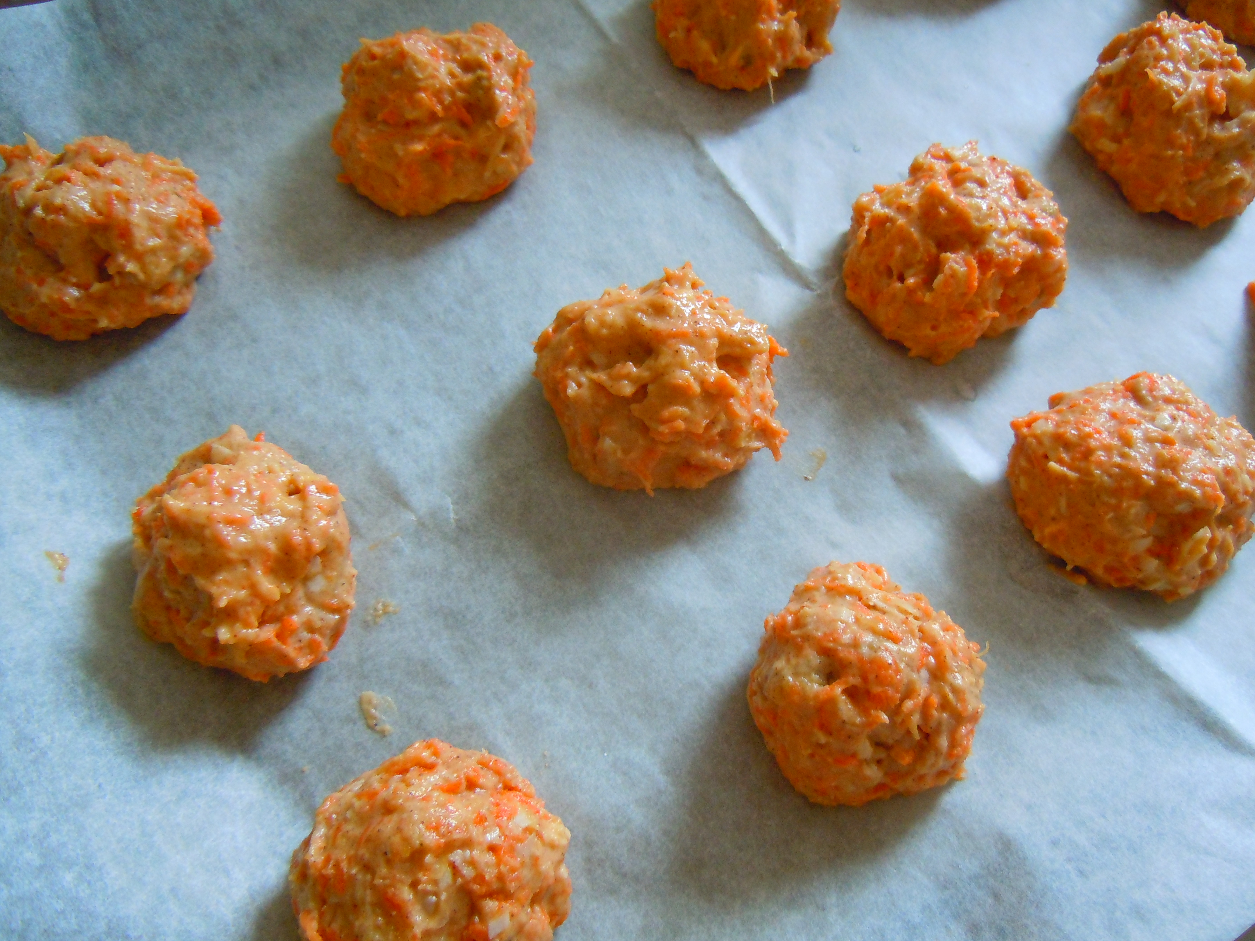 Bunnies and Easter Sunday Baking! Terry\'s Carrot Cake Cookies | Ate ...