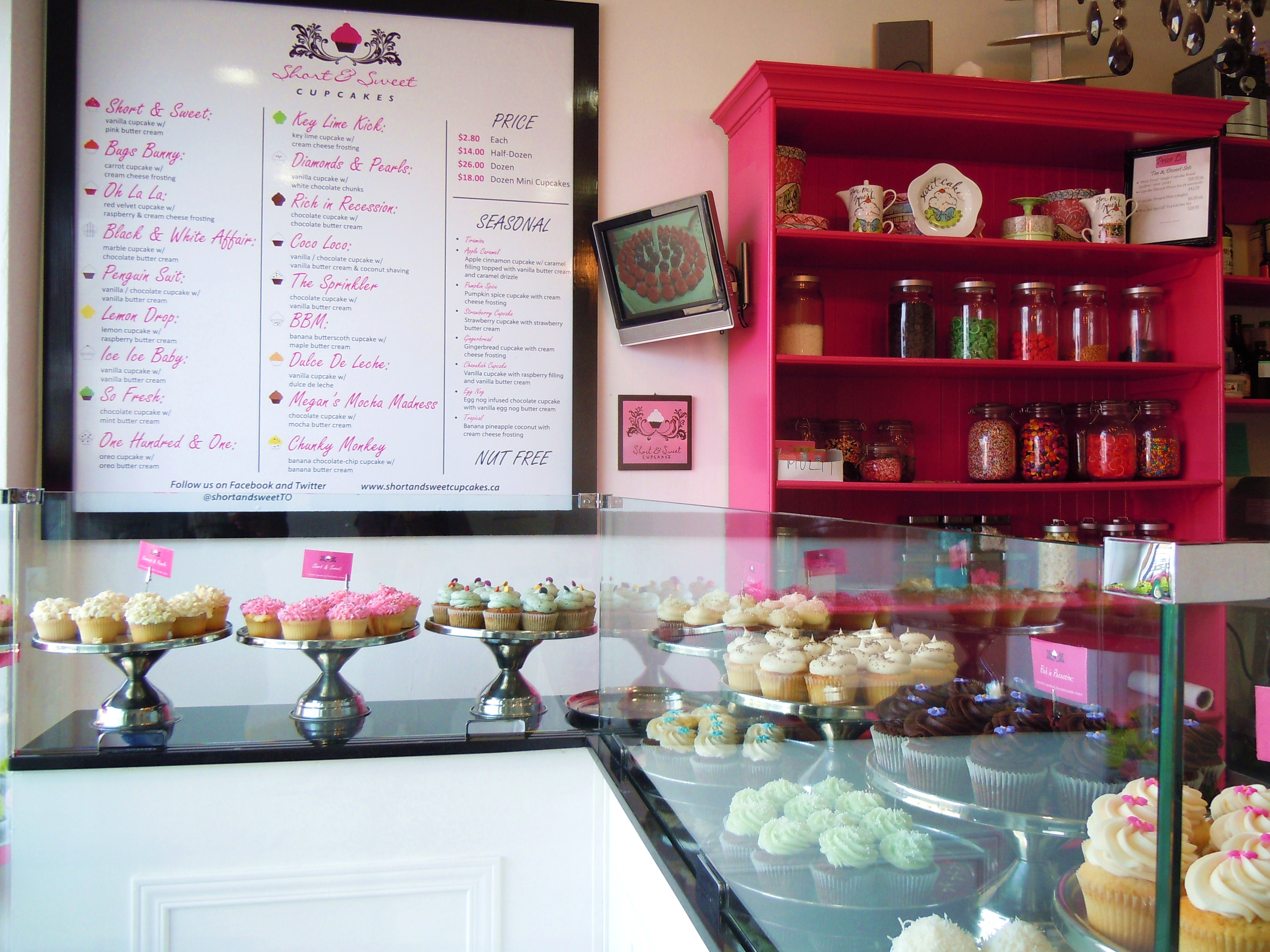 cupcakes on avenue road