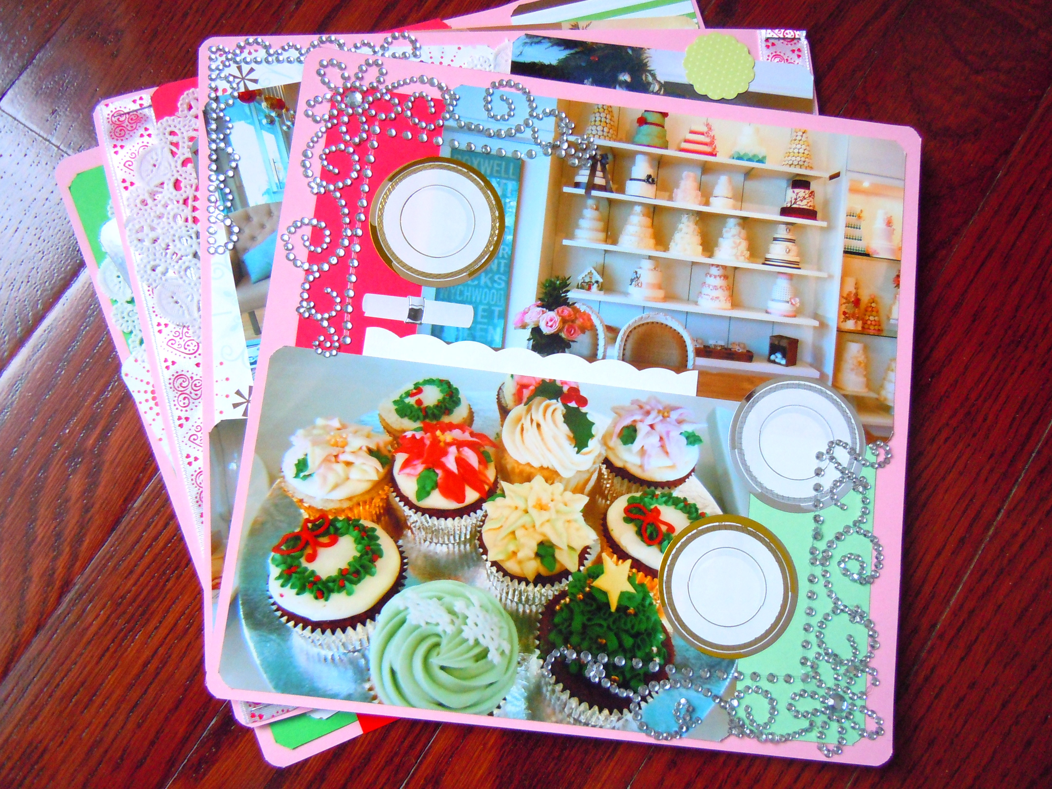 Parisian macarons and all things sweet dainty for Scrapbooking cuisine