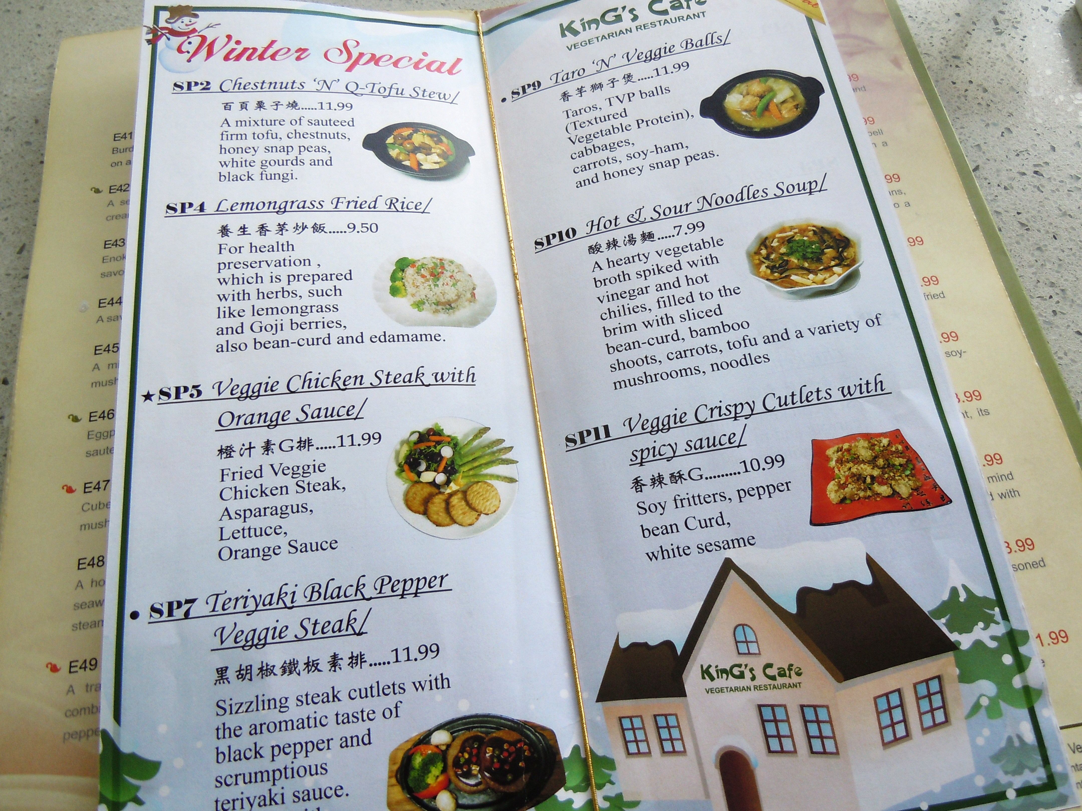 King\'s Cafe | Ate by Ate