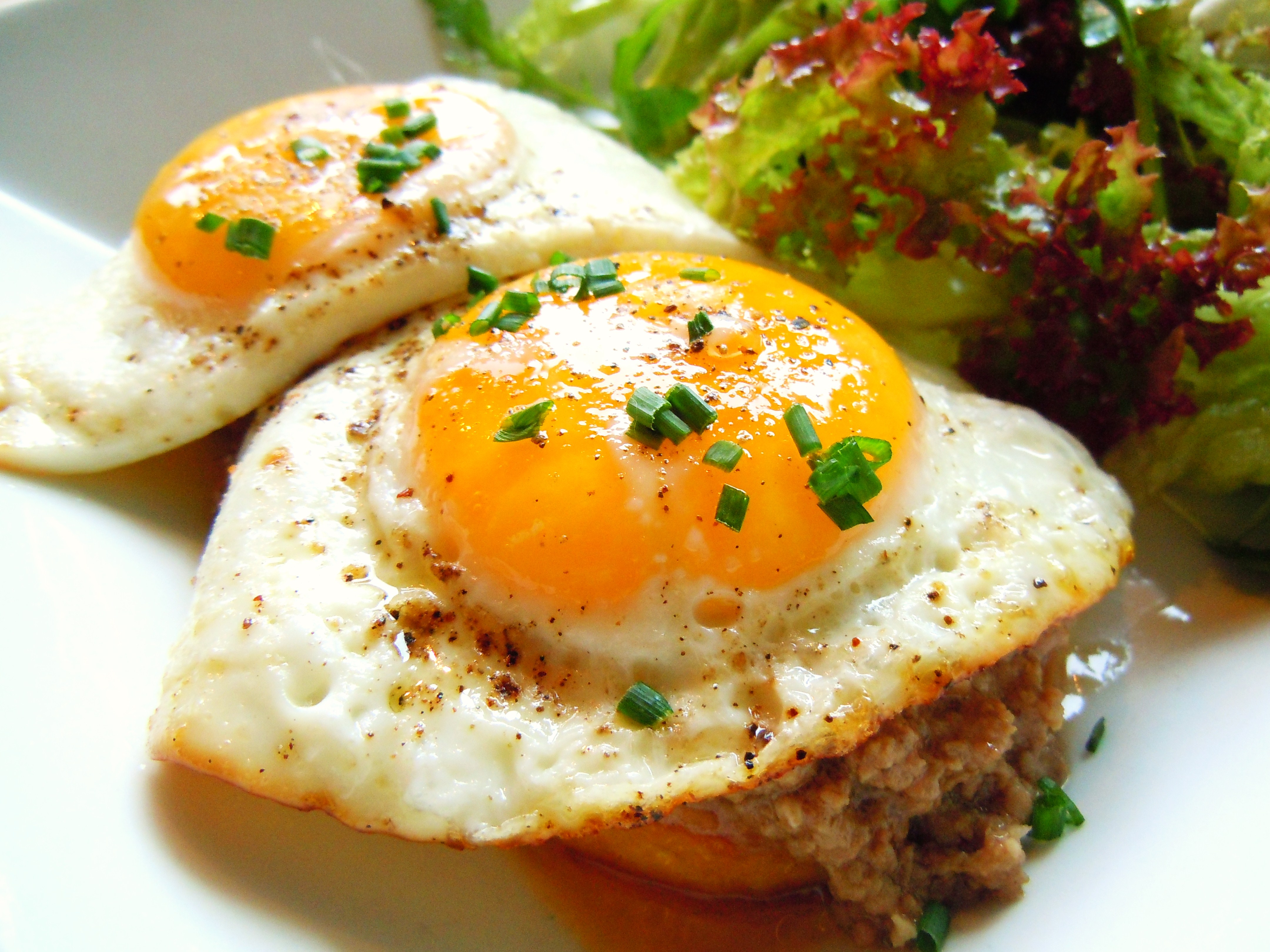 Fried Egg Breakfast