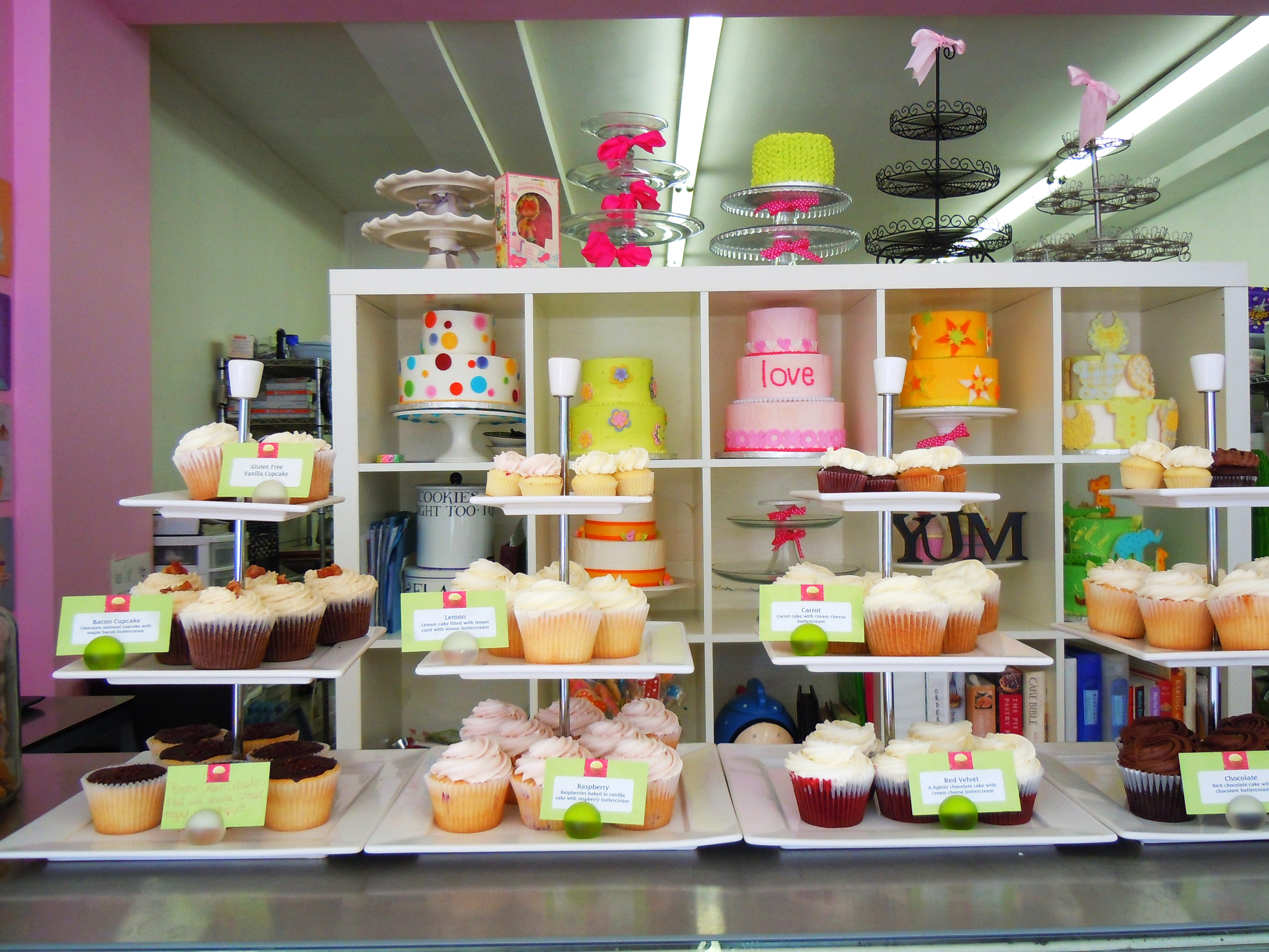 Cupcake Heaven in My Mouth – Sweets, Fillings, and Boston Cream ...