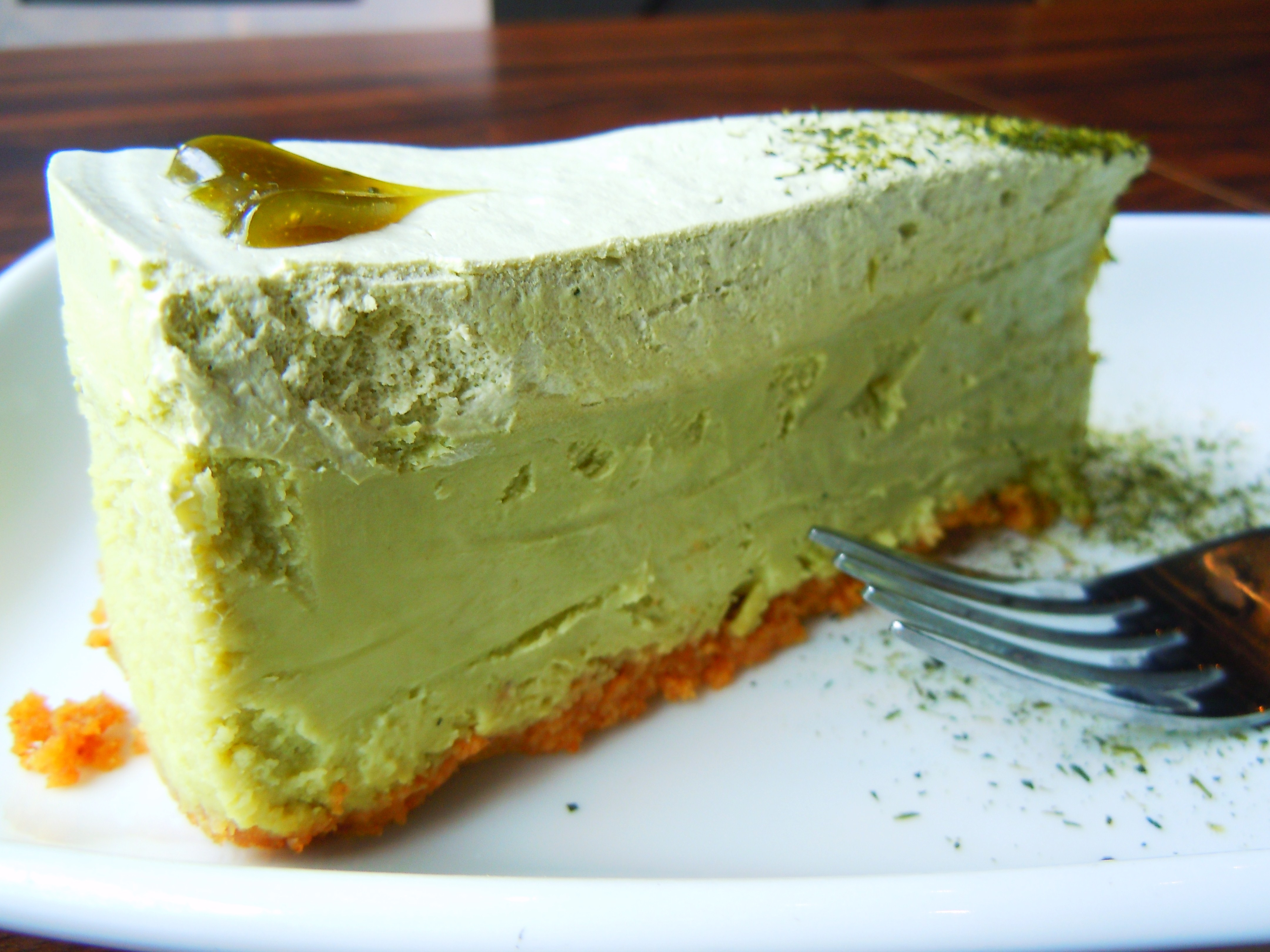 green tea desserts | Ate by Ate