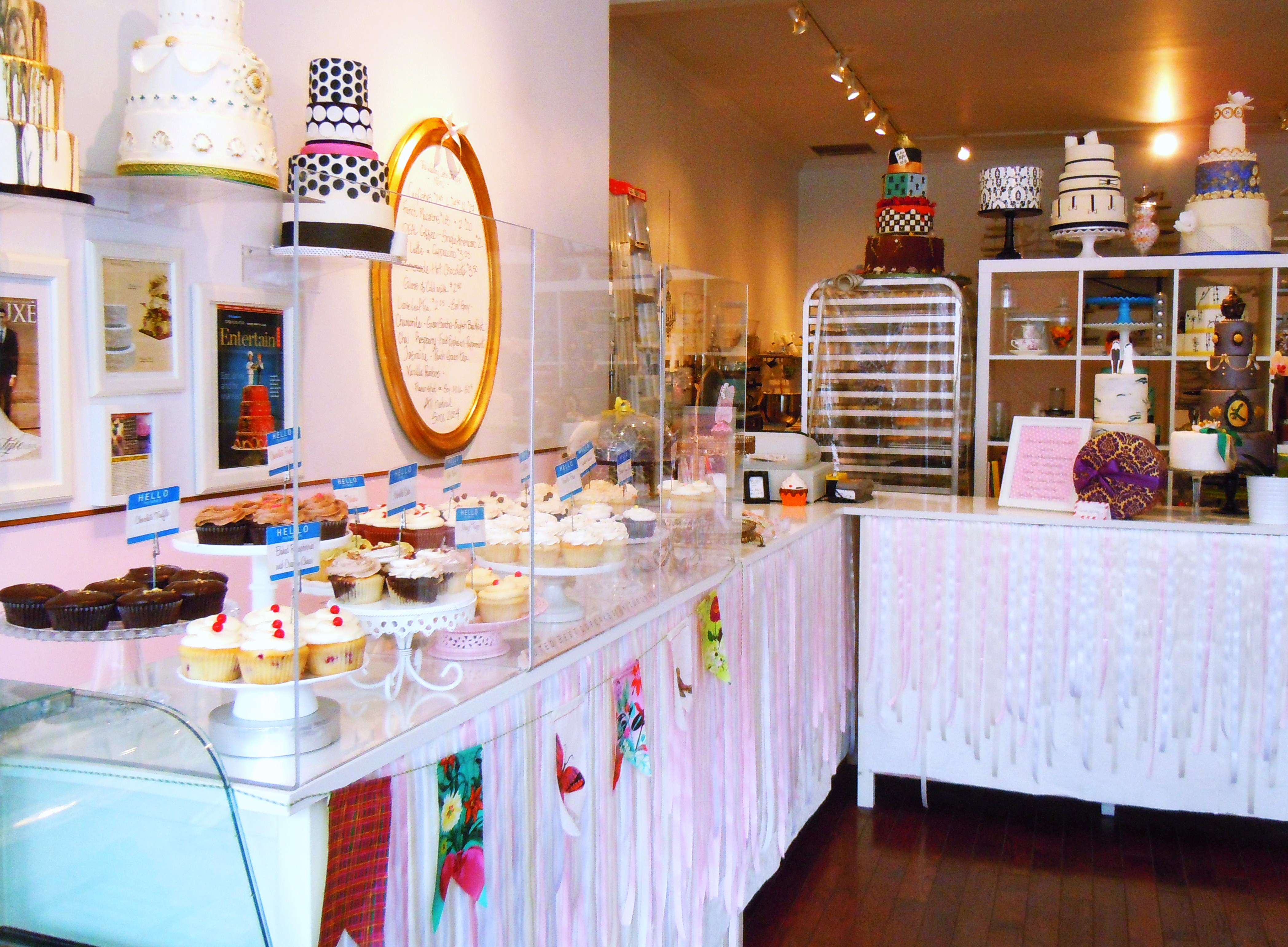 The Wedding Cake Shoppe Ate By Ate