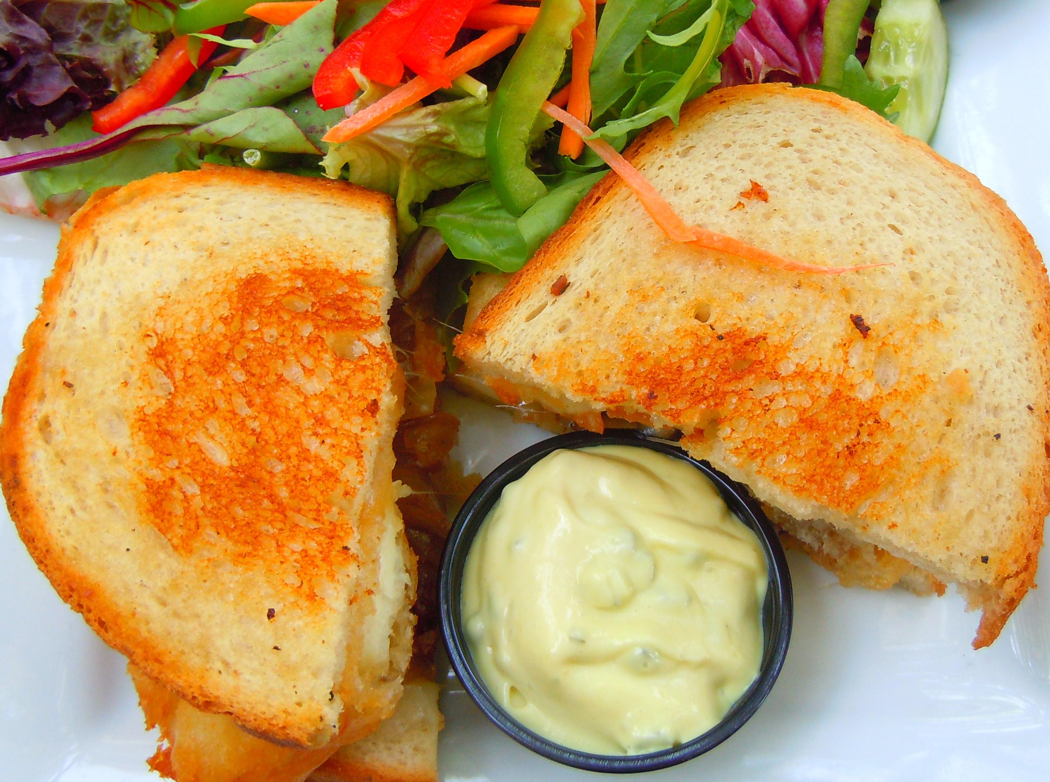 Fish Melt Sandwich