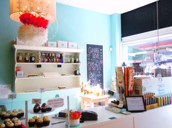 Thimble Cakes cupcakes in Ottawa