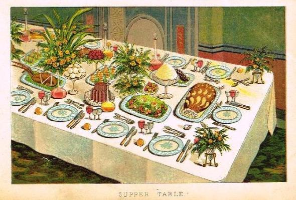 the depanneur vintage vegan victoriana supper club