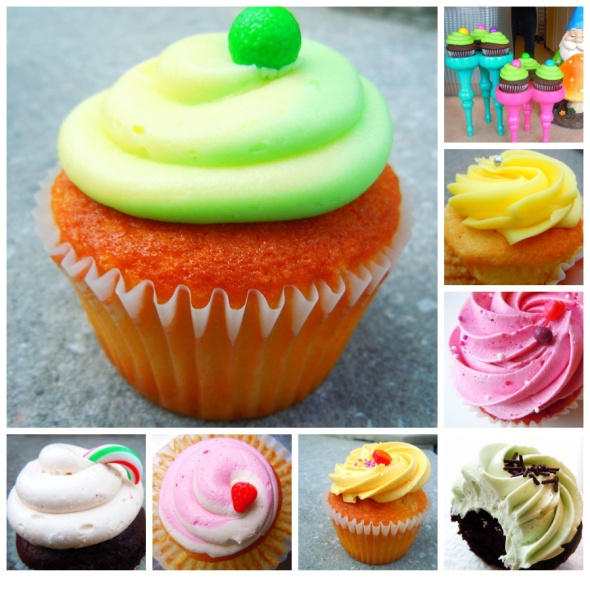 cupcake shoppe collage 3